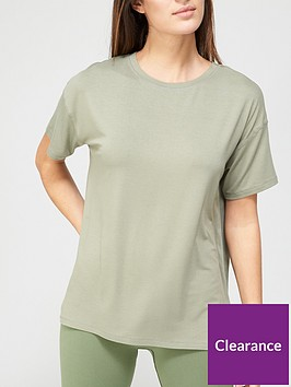v-by-very-athleisure-drop-shoulder-t-shirt-khaki