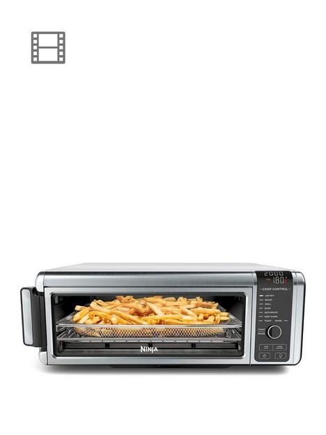 ninja-foodi-8-in-1-flip-sp101uk-mini-oven-and-air-fryer-stainless-steel
