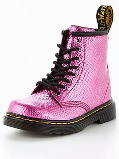 dr-martens-1460-reptile-emboss-8-lace-boots-pink