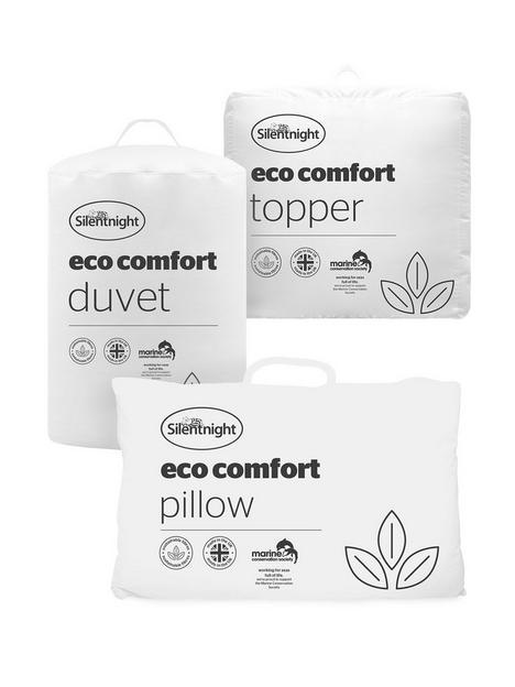 silentnight-eco-comfort-bedding-bundle