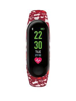 radley-activity-tracker-with-dark-red-dog-print-silicone-strap-ladies-watch