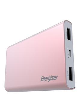 energizer-8000mah-usb-a-power-bank-with-2-ports-in-rose-gold
