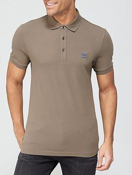 boss-passenger-polo-shirt-khaki