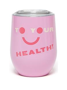 bando-stainless-steel-cup-with-lid-to-your-health