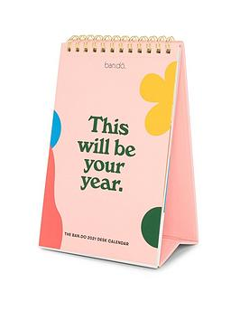 bando-best-year-ever-2021-desknbspcalendar