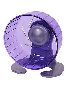rosewood-pico-small-animal-exercise-wheel-purple