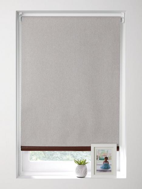 maison-linen-roller-blind-with-faux-leather-trim