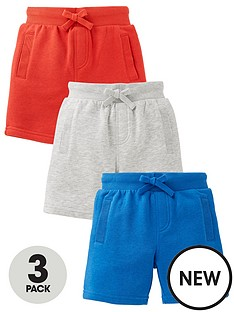 mini-v-by-very-boys-essential-3-pack-jog-shorts-red-blue-amp-grey