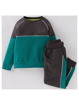 mini-v-by-very-boys-rib-cut-and-sew-tracksuit-greygreen