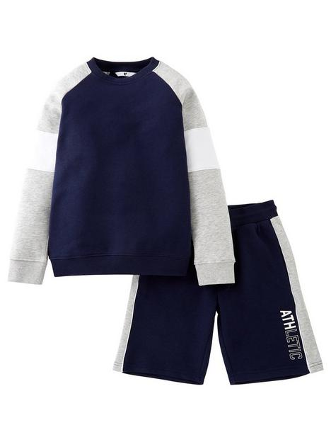 v-by-very-boys-cut-and-sew-sweat-andnbspshort-set-multi