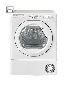 hoover-link-hl-c8lg-80-8kg-condenser-tumble-dryer-white