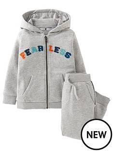 mini-v-by-very-boys-fearless-tracksuit-grey