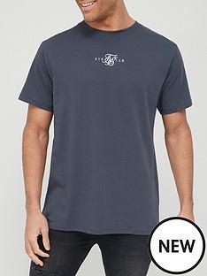 sik-silk-basic-core-t-shirtnbsp--navy