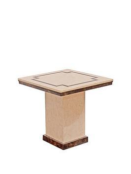 vida-living-adria-marble-lamp-table-beige