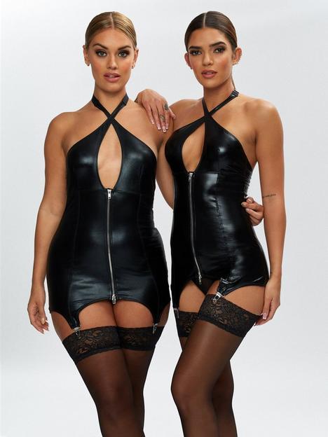 ann-summers-the-captivating-cami-suspender-dress-black