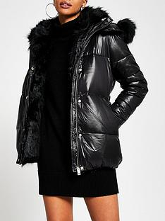 river-island-detachable-faux-fur-paddednbspjacket-black