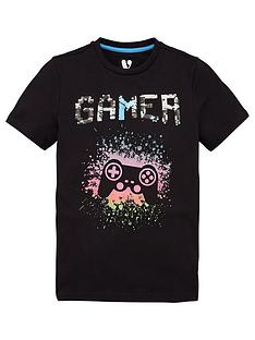 v-by-very-boys-matte-sequin-gamer-t-shirt-black
