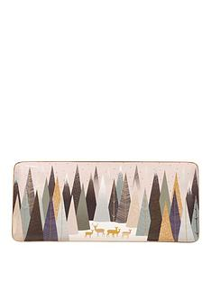 sara-miller-frosted-pines-sandwich-tray