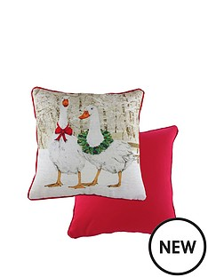 riva-home-goosie-velvet-chenille-cushion