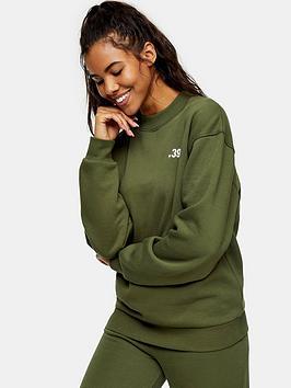 topshop-autumn-sport-sweatshirt-khakinbsp