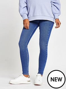 river-island-maternity-mid-rise-amelie-overbump-skinny-jean-buzzy-blue