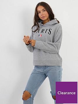 brave-soul-paris-slogan-hoodie
