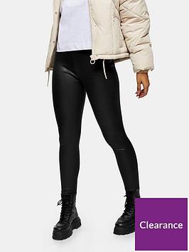 topshop-croc-wetlook-leggings-black