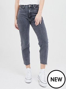 river-island-high-waist-straight-leg-jean-washed-black