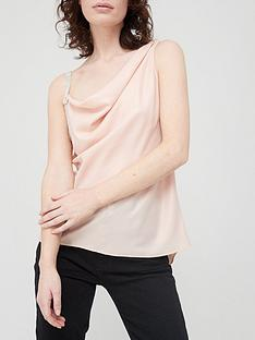 river-island-metallic-trim-asymmetric-cami-gold