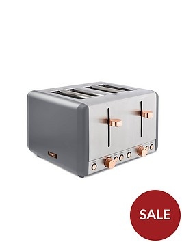 tower-cavaletto-4-slice-toaster-grey-amp-rose-gold