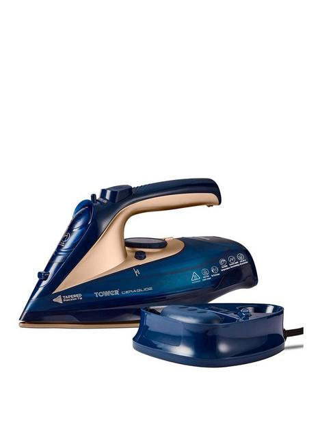 tower-tower-2400w-cord-cordless-steam-iron-blackgold