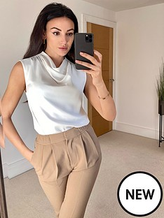 michelle-keegan-sleeveless-slouch-neck-blouse-white