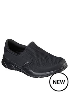 skechers-equalizer-40-persisting-slip-on-trainers-blacknbsp