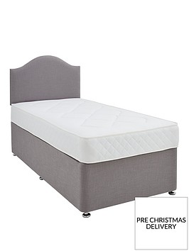 shire-beds-14-inch-base-divan-with-headboard-and-mattress-grey