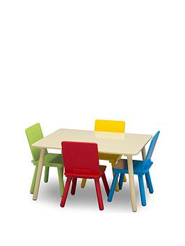 deluxe-table-and-4-chair-set--multi-natural