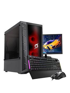 zoostorm-stormforce-onyx-amd-ryzen-5-3400g-8gb-ram-1tb-hdd-gaming-pc-amp-24-inch-monitor