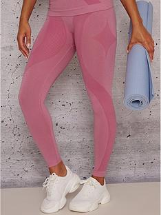chi-chi-london-edie-leggings-pink