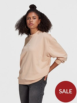 adidas-originals-trefoil-essentials-sweatshirt-blush