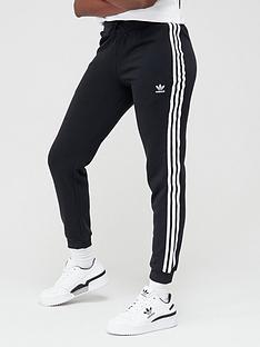 adidas-originals-slim-pants-black