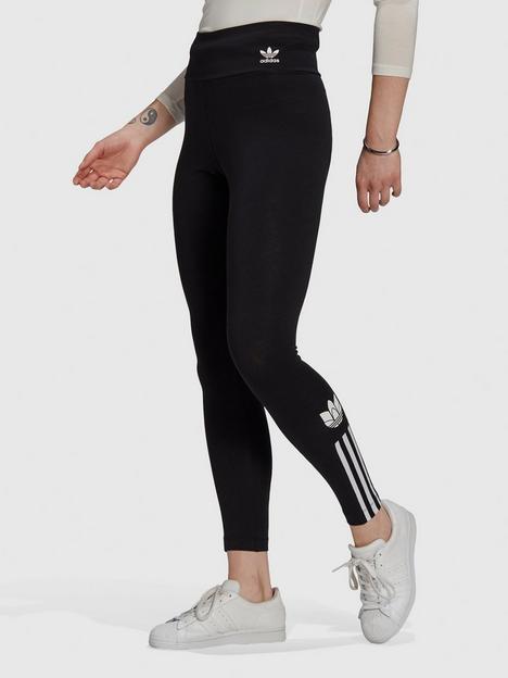 adidas-originals-3dnbsptrefoil-high-waist-leggingsnbsp--black