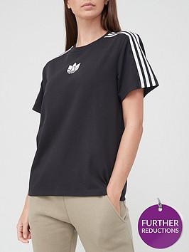 adidas-originals-3d-trefoil-loose-tee-black