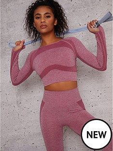 chi-chi-london-beck-sports-top-pink