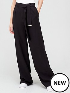 v-by-very-belted-metal-tab-detail-wide-leg-trousers-blacknbsp