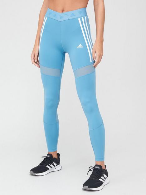 adidas-badge-of-sport-mesh-leggings-bluewhite