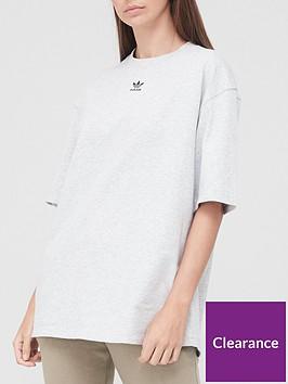 adidas-originals-trefoil-essentials-t-shirtnbsp--light-grey-heather