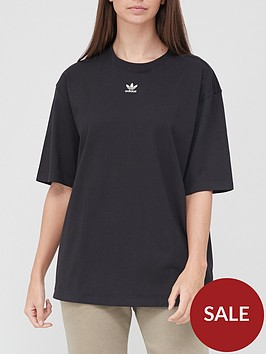 adidas-originals-trefoil-essentials-t-shirt-black