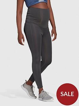 adidas-maternity-78-leggings-grey