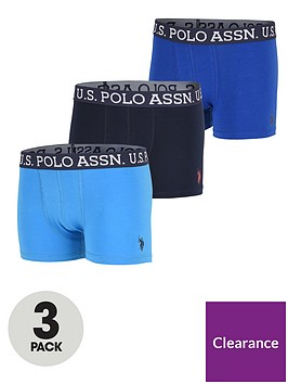 us-polo-assn-boys-3-pack-boxer-set-blue