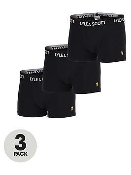 lyle-scott-boys-3-pack-boxer-set-black