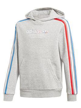 adidas-originals-childrens-hoodie-medium-grey-heather